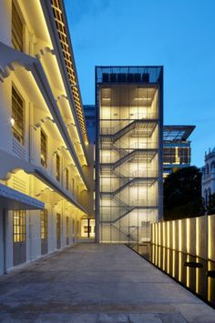 Singapore's National Design Centre by SCDA Architects