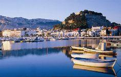 Klima og temperaturer i Denia i Spania