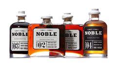 Maple syrup aged in charred-oak bourbon barrels