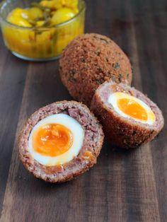 Ham Scotch Eggs