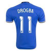 Montreal Impact 2016-17 Season Drogba  11 Home Blue Jersey Cheap Football  Shirts 25773335c
