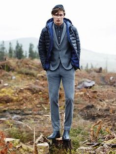 mensfashionworld:  Primark Autumn/Winter 2014