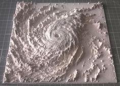 3D Print a Hurricane – NASA Puts Files For 3D Printable Model of Hurricane Julio Online http://3dprint.com/15016/3d-print-hurricane-julio/