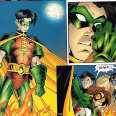 Tim Drake screenshots, images and pictures - Comic Vine