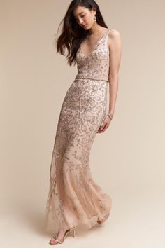 Mariah Gown from @BHLDN