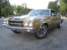 1970 Chevrolet Chevelle Super Sport for sale by Owner - Yucaipa, CA | OldCarOnline.com Classifieds