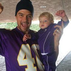 Josh Duhamel and Fergie's Family Instagram Pictures