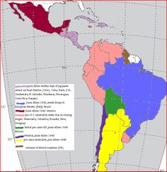 Question of high inquiry, in the academic environment, axis: Central-South America.?