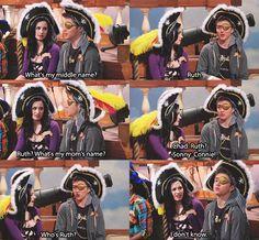 Who's Ruth? I don't know! hahahahaha omg :')