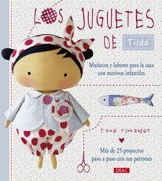 Los Juguetes De Tilda: Amazon.es: Tone Finnanger, Laia Jordana Altés, Ana María Aznar Menéndez: Libros