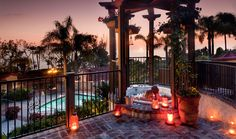Casa Laguna Inn & Spa--Laguna Beach, California is the perfect romantic bed & breakfast! We loved our stay there.