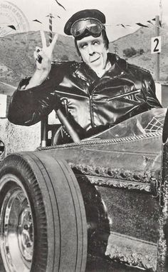 Herman Munster. This guy was AWESOME.