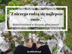 #winniethepooh #KubuśPuchatek #najlepszecytaty #cytaty #inspirującecytaty Book Memes, Film Quotes, My Brain, Peace And Love, Jokes, Lol, Thoughts, Humor, Disney