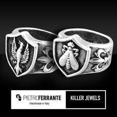 Pietro Ferrante Unisexe aag3565 Argent Argent