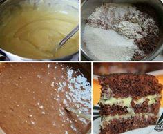 "Сумасшедший пирог ""Crazy Cake"". Crazy Cakes, Pudding, Tiramisu, Desserts, Ethnic Recipes, Food, Tea Time, Russian Cuisine, Cakes"