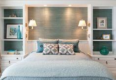 Home Decor – Bedrooms :     Bedroom Built-in Cabinet    -Read More –