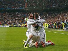 Real Madrid Benamkan Galatasaray di Bernabeu