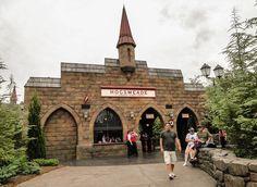 Embarque do Hogwarts Express: privilégio de quem compra o ingresso park-to-park