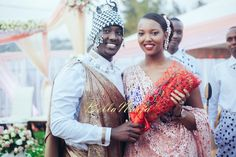 Check out the beautiful Burundian bride Winnie Bagona her husband Franck Arnaud Ntaho and their wedding story. Click the link