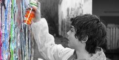 Graffiti-Workshop in Unna Raum Dortmund in NRW #Kunst #Kultur #Schrift