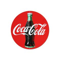 Coke Coca Cola Tin Sign Wall Art (39 BGN) ❤ liked on Polyvore featuring home, home decor, wall art, tin wall art, coca cola sign, coca cola tin sign and tin signs