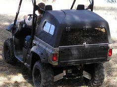 Yamaha Rhino RhinoBack Deluxe Bed Topper