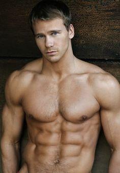 Rusty Joiner, Sexy Man Gorgeous Guy Hott Men Abs of Steel Pecs Masculine Hard Sports Sweaty Yummy Nummy, Ripped, Stunning, Cut