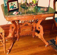 table,Victorian,gray marble.jpg (450×432)