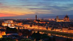 Wallpapers Florence Evening Italy Up Net 1920×1080 Florence