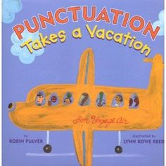 Great book to teach punctuation