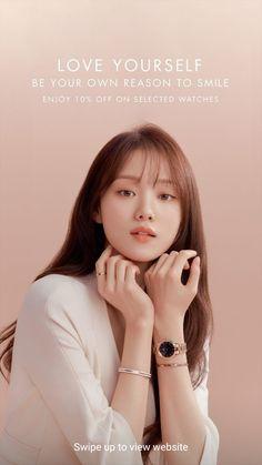 Korean Makeup Look, Korean Beauty, Asian Beauty, Korean Actresses, Korean Actors, Actors & Actresses, Lee Sung Kyung Wallpaper, Lee Sung Kyung Fashion, Gong Seung Yeon