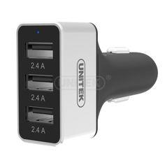 เลือกความเป็นตัวคุณ<SP>UNITEK 42W 3-Port USB Smart Car Charger++UNITEK 42W 3-Port USB Smart Car Charger High Quality Good Product Good Material 690 บาท ช้อปเลย  High QualityGood ProductGood Material ...++