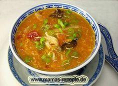Rezept Pekingsuppe auf Mamas Rezepte Homepage
