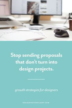 A smooth design process isn't just about the design itself, it's about choosing the right clients to work with. Click through for inquiry and onboarding tips just for freelance graphic and web designers.