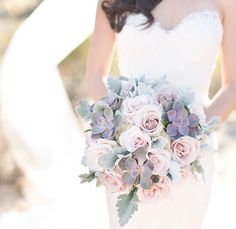 Love this bouquet closeup with veil... And that lighting!!! Amy Demos Photography