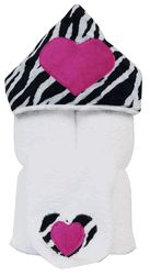 Tickle Toes Zebra Hooded Towel on White Baby Shower Gifts, Baby Gifts, Kids Hooded Towels, Valentine Gifts For Kids, Cool Sculpting, Baby Towel, Children's Boutique, Sewing For Kids, Washing Clothes