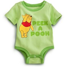 169 Disney Winnie The Pooh Amp Tigger Bodysuits For Baby Old
