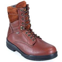 Wolverine Boots: Men's 3126 DuraShocks SR 8 Inch Work Boots