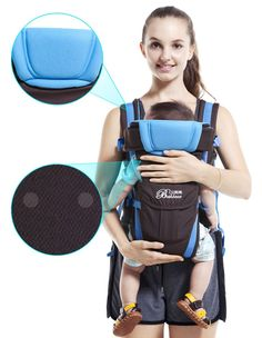 Trustful 0-36 Months Baby Backpack Sling Face To Face Mummy Kangaroo Wrap Bag Ergonomic Multifunctional Front Facing Infant Baby Carrier Long Performance Life Mother & Kids