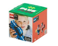 Plus-Plus® is a new toy having gained a tremendous popularity over the last few years in its home base in Denmark. The success has been developed together with the leading toy retailers, specialty stores as well as with schools and other institutions. Simplistic shape. Endless possibility!
