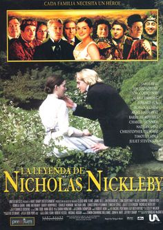 Nicholas Nickleby (2002) Full Movie Streaming HD