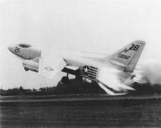 Douglas A-3 Skywarrior JATO