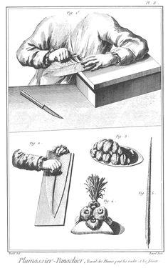 Ouvrier occupé à friser des plumes d'autruche.