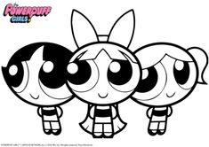 20 Best Powerpuff Girls Images Powerpuff Girls Coloring Pages