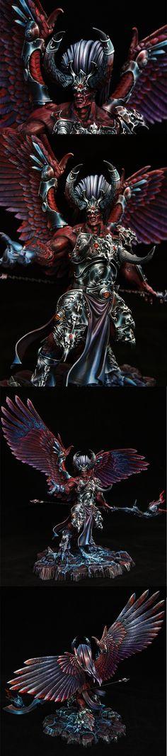 Magnus the Red