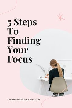 Focus is the key to major business success. In this podcast I discuss the best productivity tips, ideal for work from home entrepreneurs and online business owners.