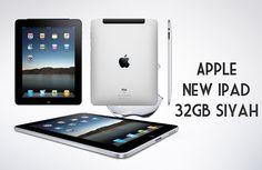 Apple New iPad 32GB Wi-Fi+Cellular Siyah MD367TU/A kullanıcılar ile buluşmaya başladı. Özellikler, fiyat ve teknik detaylar TeknoDiyalog'da!