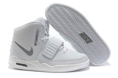Nike Air Yeezy 2 White Grey for man - WANT!!!!