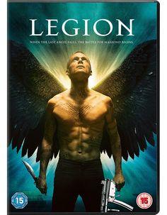 Legion [DVD] [2010]: Amazon.co.uk: Paul Bettany, Kevin Durand, Dennis Quaid, Adrianne Palicki, Doug Jones, Kate Walsh, Willa Holland, Lucas Black, Tyrese Gibson, Jon Tenney, Scott Stewart: DVD & Blu-ray