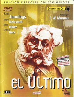 El último (1924) Alemaña. Dir: F. W. Murnau. Drama. Expresionismo alemán. Vellez. Cine social - DVD CINE 837